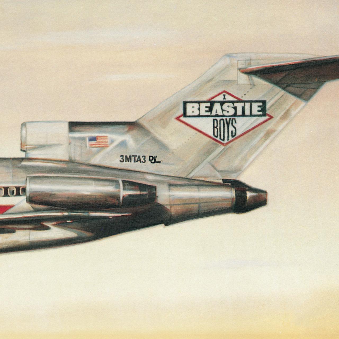 Arte de capa de Licensed To Ill