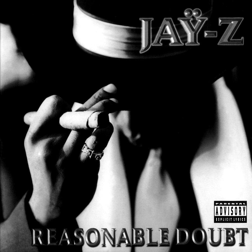 Arte de capa de Reasonable Doubt