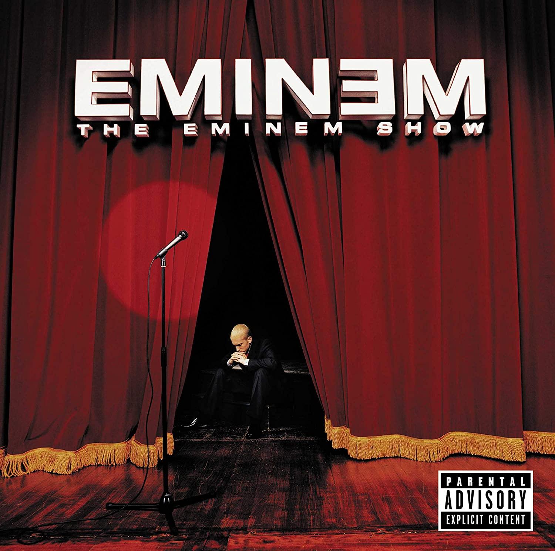 Arte de capa de The Eminem Show