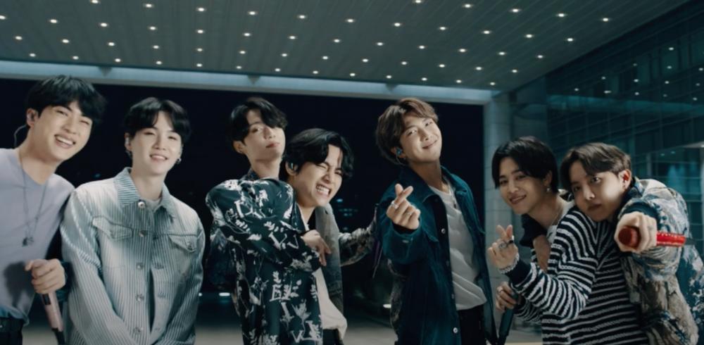 BTS e a influência mundial do K-Pop em 2020