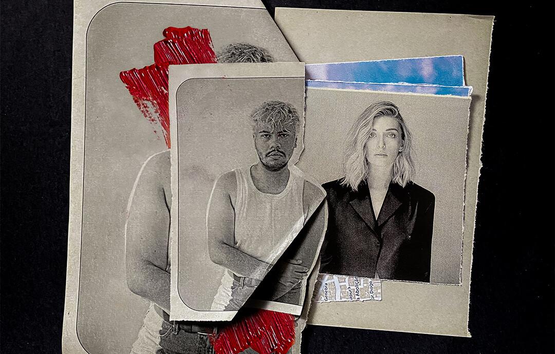 """TOLENTINO uniu-se com a cantora Vérité e lançou """"Aqui"""", seu retorno após o """"Caos"""""""