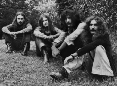 Black Sabbath, 1971. Foto: Bob Gruen